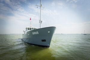 Visser Media Support - De Valk Yacht Brokers - Sirius