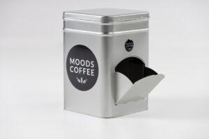 Moods Coffee - Visser Media Support