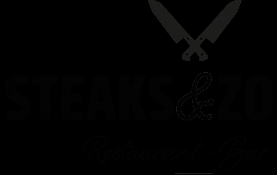 Steaks & zo Ede logo VMS